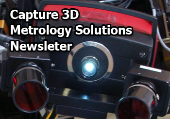 3D Metrology Solutions Newsletter