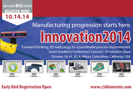 Capture 3D Innovation 2014