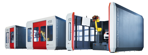 ATOS ScanBox Series