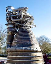 NASA brings F1 engine back to life