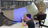 ATOS 3D Scanners for Airbus Certification