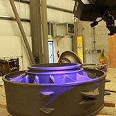 Bradken Foundry 3D Scanning