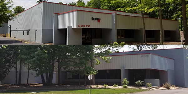 Capture 3D Michigan Facility Expansion