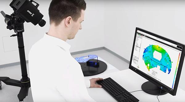 Webinar – Understanding the Benefits of Advanced 3D Scanning Technology