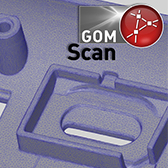 GOM Scan Software for ATOS Core Essential Line