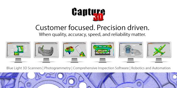 Capture 3D Newsletter