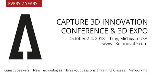 Capture 3D Innovation Conference & Expo 2018