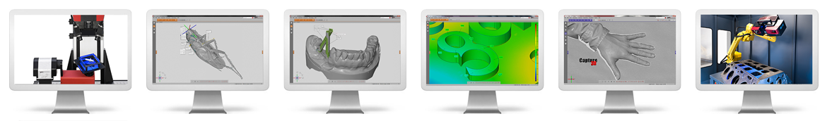 Capture 3D Applications within the Medical & Research Industry