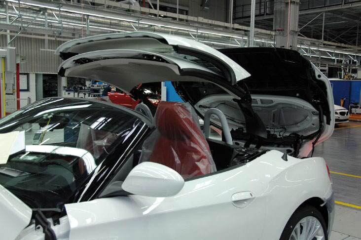 BMW quality assurance on BMW Convertibles