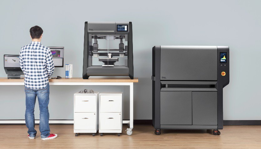 The DM Studio System is the world's first affordable, office-friendly metal 3D printing system.