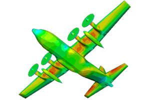 3D Scanner for CFD Analysis