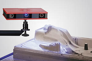 3D Scanner to Reduce Die Tryout