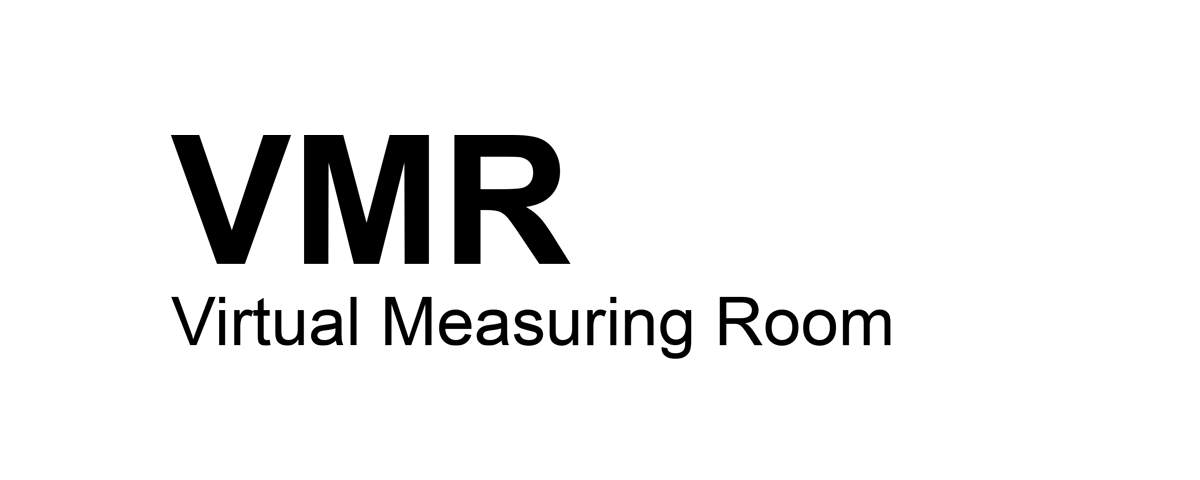 VMR Virtual Measuring Room Logo