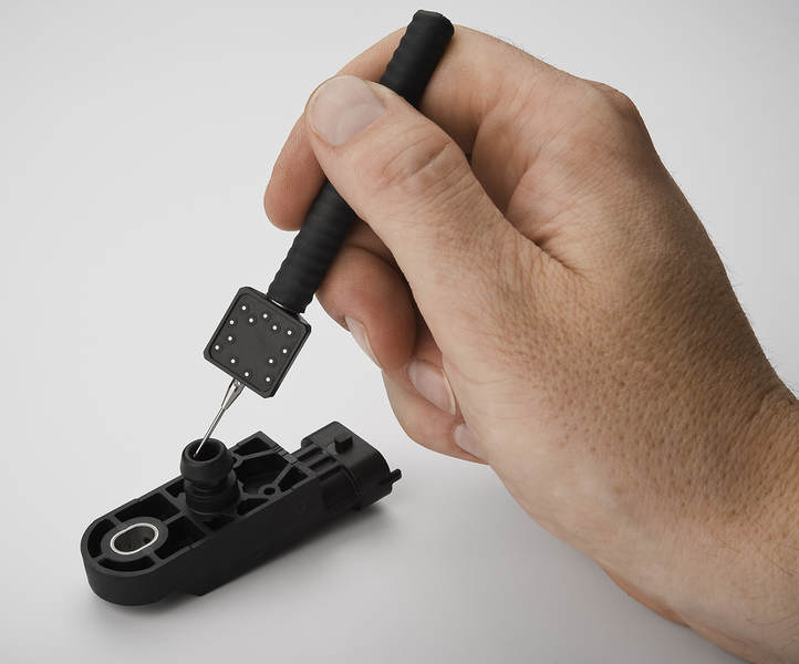 GOM Touch Probe add-on for ATOS 3D Scanner
