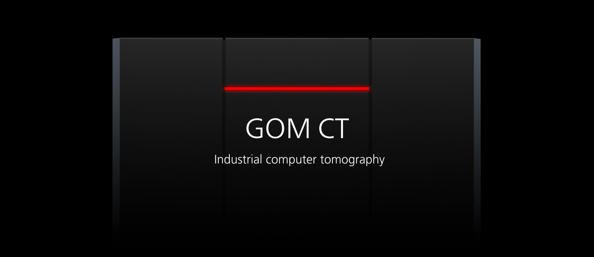 Gom Ct Scanner Industrial X Ray 3d Scanner For Precise