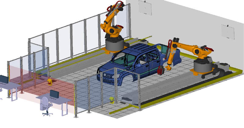 VMR - Virtual Measuring Room software for automated 3D scanning and inspection