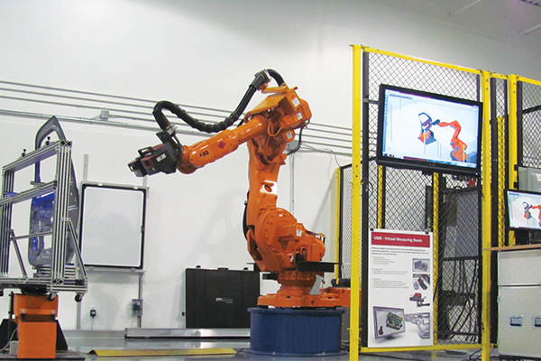 ATOS Robotics Inspection Cell
