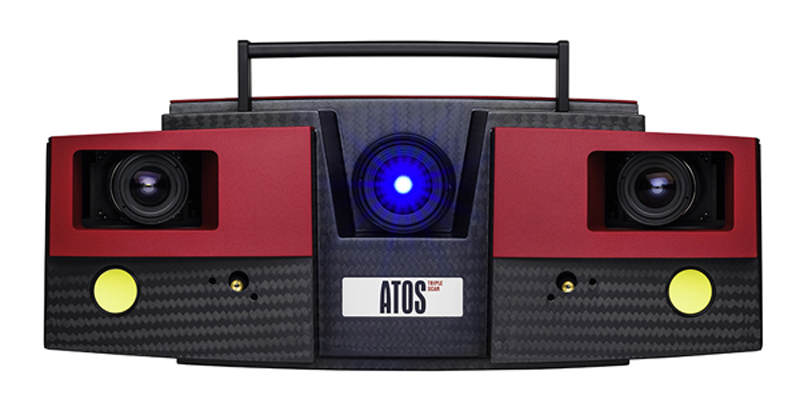 ATOS Triple Scan 16M