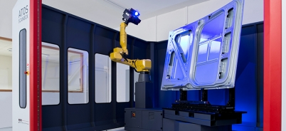 High Precision Automation and Metrology Working Together
