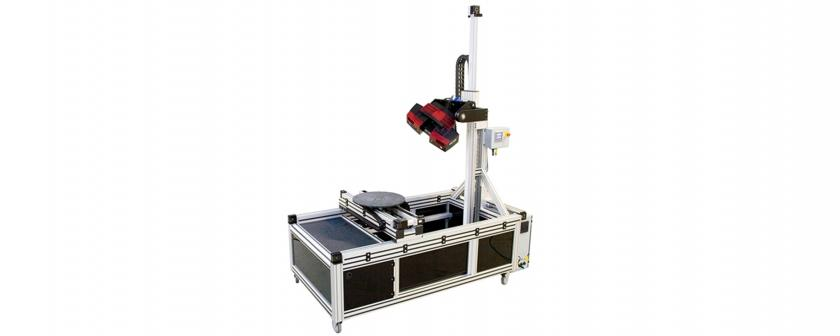 MC-XL | Automated Multi-Axis Motion Control 3D Scanning and Inspection System
