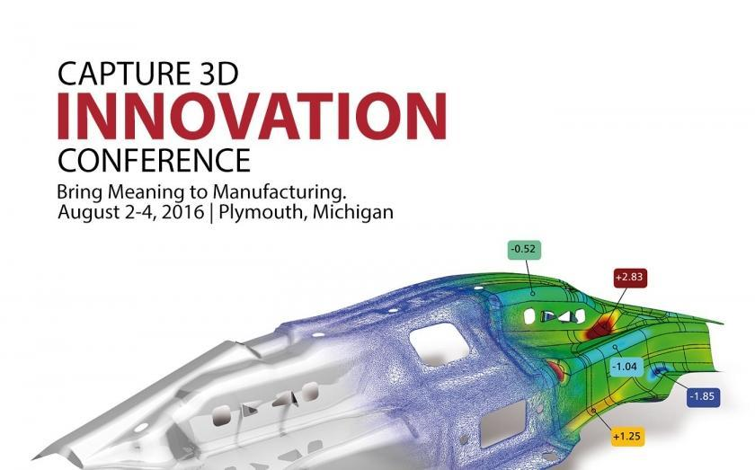 Guest Speakers Finalized for Capture 3D Innovation Conference and Expo