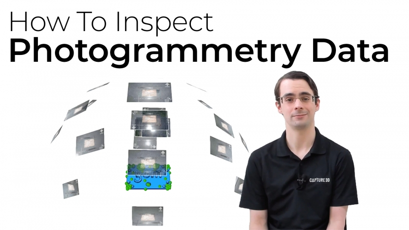 How to Perform TRITOP Photogrammetry Inspection in the Free GOM Inspect Software