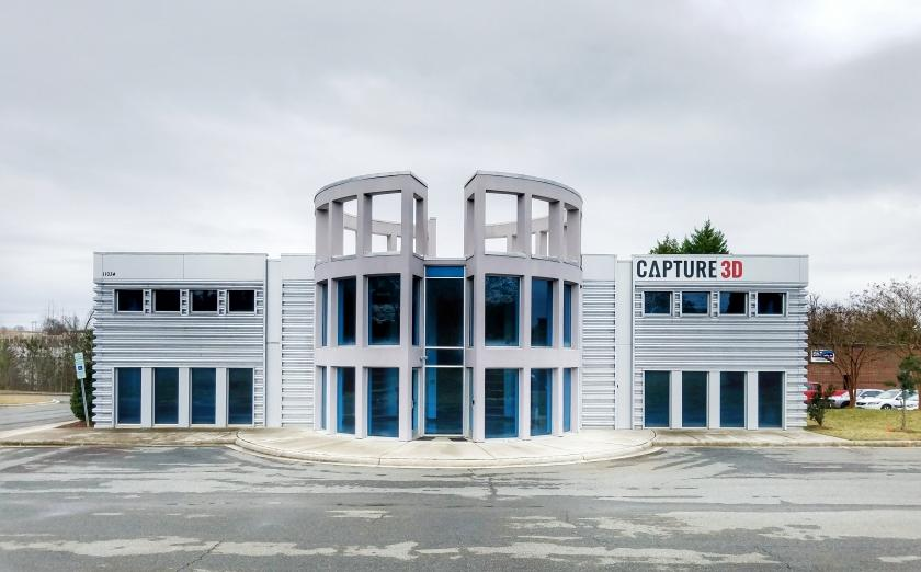 Capture 3D North Carolina Office Moves to a Larger Facility