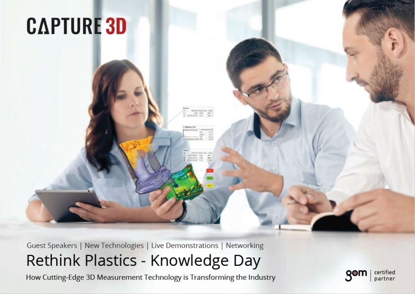 Knowledge Day - Rethink Plastics 2019