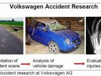 Volkswagen | Optical Coordinate Measuring Techniques for the Determination and Visualization of 3D Displacements in Crash Investigations | White Paper