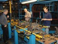 Ford | Sheet Metal Measurement of Fixtures in Automotive Production
