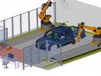 Volkswagen | Integration of ATOS Triple Scan Automation Cells into Golf 7 Series Production