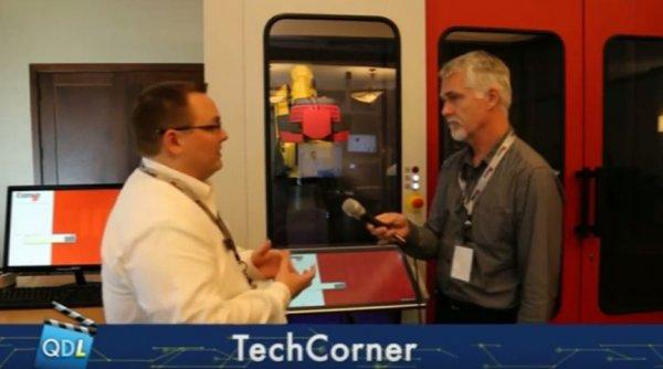 Quality Digest Tech Corner Interview - ATOS ScanBox 5120 Automotive Sheet Metal Trunk Lid Inspection