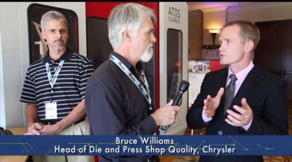 Chrysler Interview with Head of Die and Press Shop of Quality