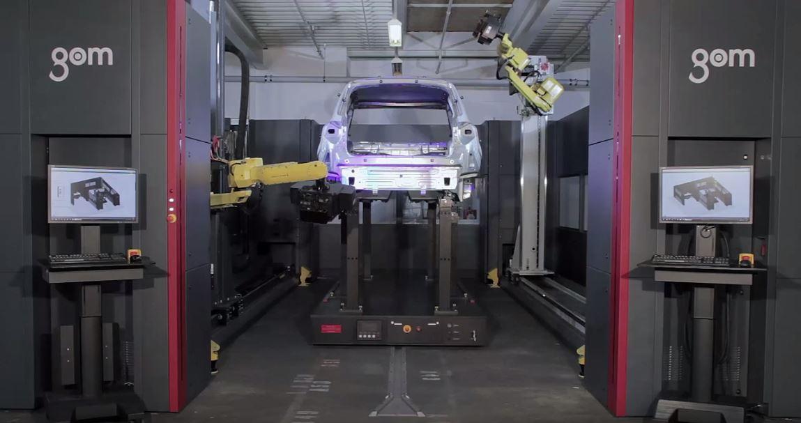 Videos Atos Scanbox 8 Series Robotic Inspection